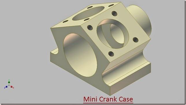 Mini Crank Case