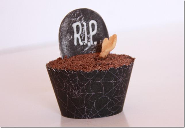 halloween cupcakes creepy gravstøtte IMG_7003