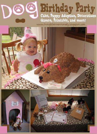 Dog Birthday Party for Kids #birthdayparty #kidsactivities