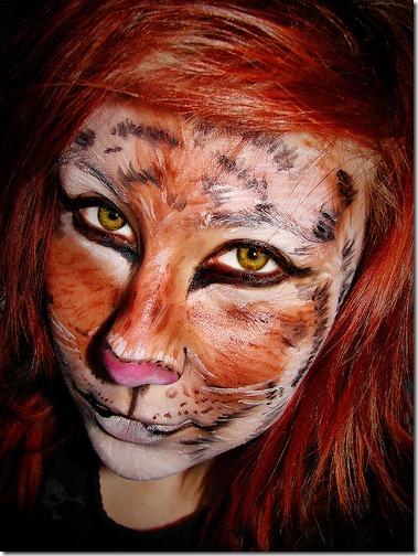 maquillaje de tigre (14)