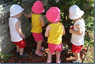 outdoor babies