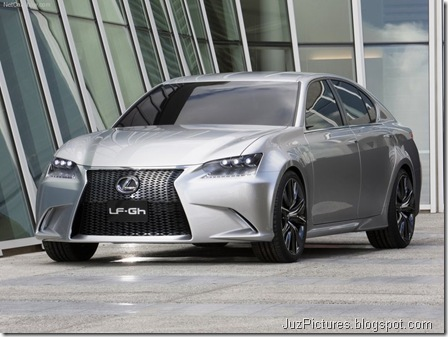 Lexus LF-Gh Concept5