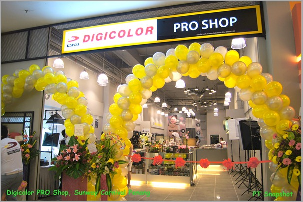 Digicolor Pro Shop
