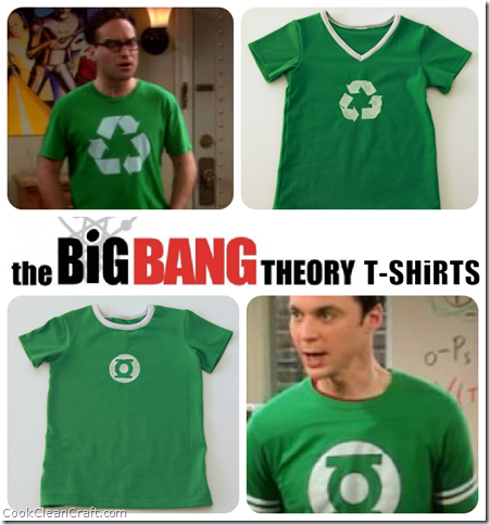 Big Bang Theory Tshirts