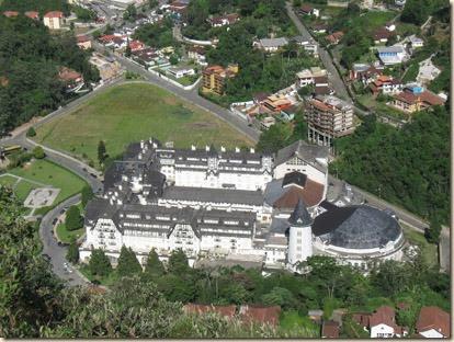 Vista Palacio Quitandinha