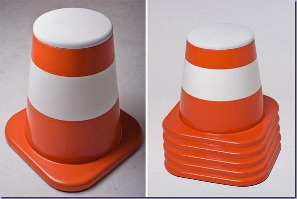Banquinhos-Cones