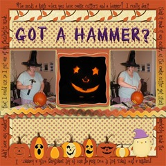 Romajo - Scare Up Some Fun - Got a Hammer
