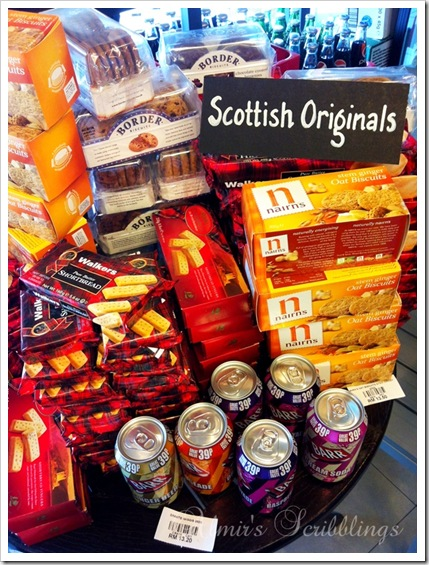 Shoprite - Scottish biscuits