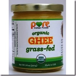 pure indian foods Ghee butter indian