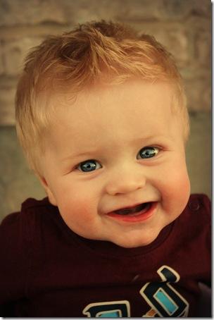 Jackson's Cute Face