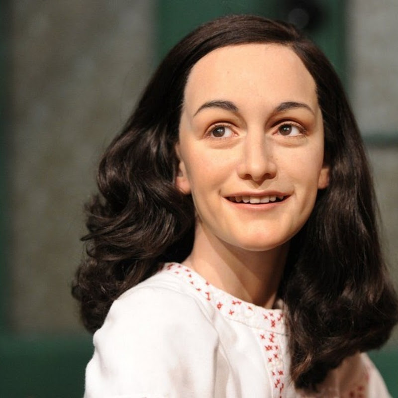 Madame Tussauds' Museum Adds Anne Frank's Wax Statue