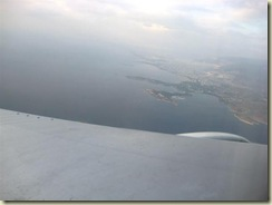 Approaching Athens (Small)