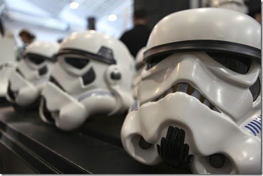 stormtroopers headgears