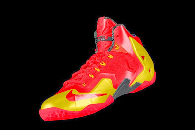 nike lebron 11 id allstar 2 11 gumbo Nike Unleashed Endless Possibilities with LeBron 11 Gumbo iD!