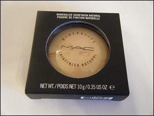MAC Mineralized Skinfinish Natural