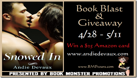 TOUR BUTTON_andieDevaux_SNOWED IN Book Blast