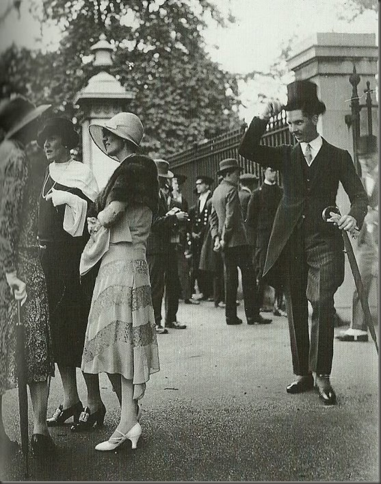 royal garden party 1922