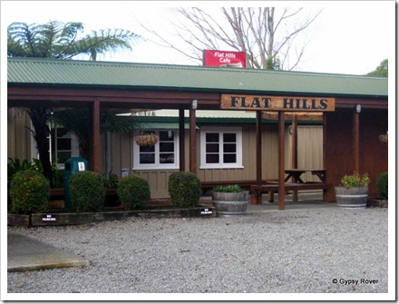 Flat Hills Cafe State Highway 1