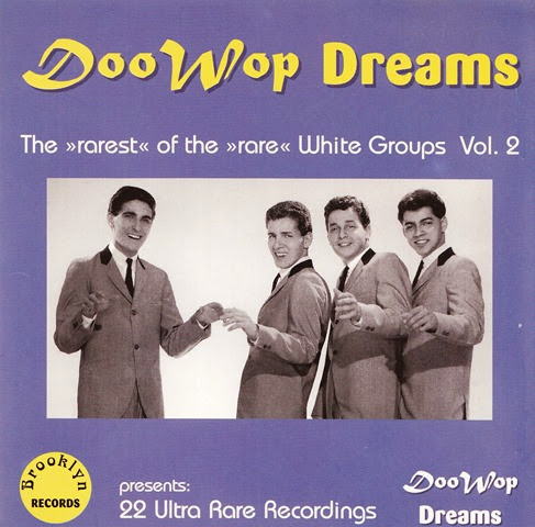Doowop Dreams 2 - 23 front