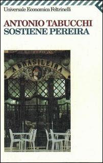 Sostiene Pereira copertina