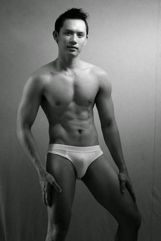 Allen Molina in White Briefs