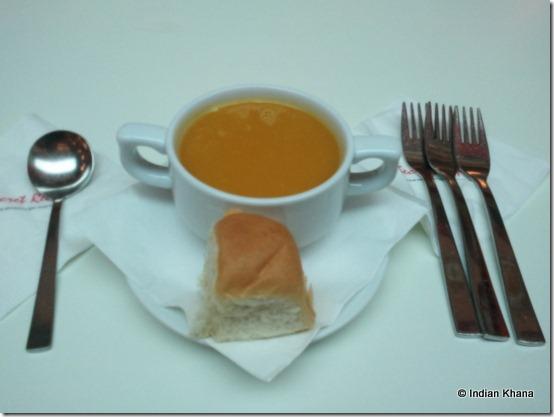 Secret Recipe Review pumpkin Soup