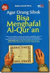 agar orang sibuk bisa menghapal al qur'an