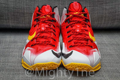 nike lebron 11 id production mighty1ne 4 02 Four Different Nike LeBron XI iD Designs by @Mighty1ne