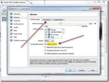 virtualbox-windows8-impostazioni