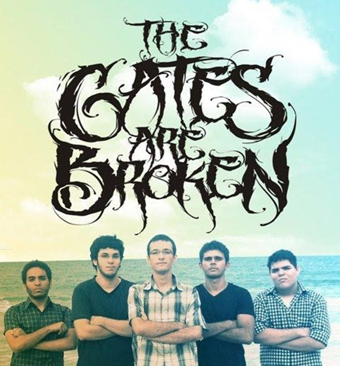 The Gates Are Broken banda