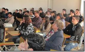 El Fonsoft se presentó en la Universidad Atlántida Argentina