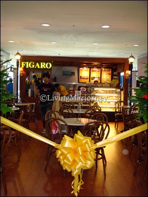 Figaro Market! Market! Opens