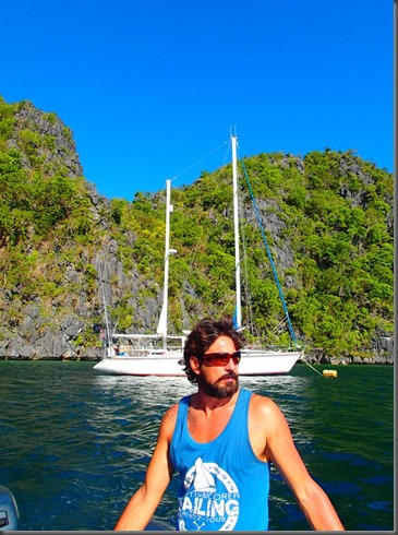 scuba diving liveaboard coron sangat island