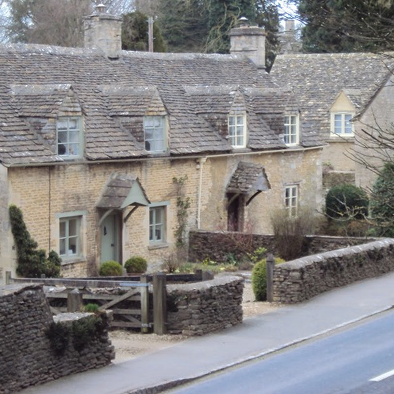 Back from the Cotswolds