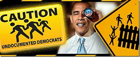 Caution Undocumented Dems