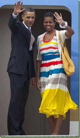 Michelle-Obama-Marc-Jacobs-Striped-Silk-Simone-Dress-340x588