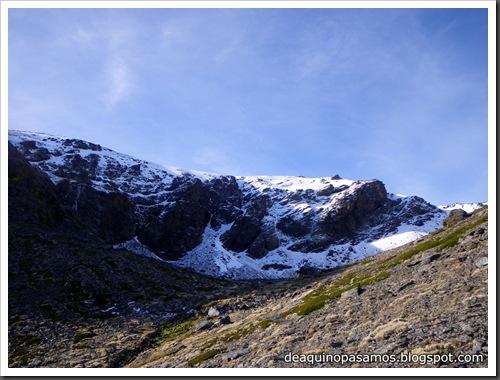 Picon de Jerez 3090m, Puntal de Juntillas y Cerro Pelao 3181m (Sierra Nevada) (Isra) 2738