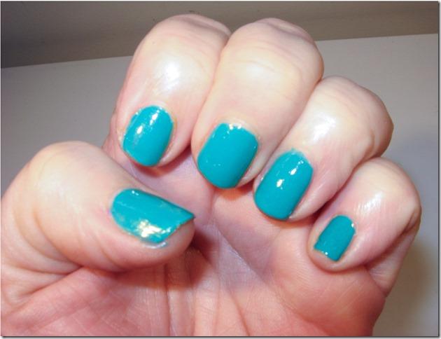 Essie Naughty Nautical Nails