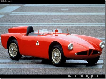 Alfa Romeo 750 Competizione 1