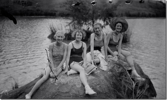 Terrible Quads 1937 Blue Hole