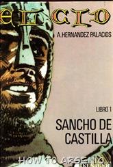 P00011 - El Cid - Libro  - Sancho