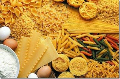 Tabela de Calorias - Dieta das massas, pizzas, pães, leite e salgados