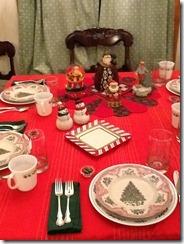 Joy's table