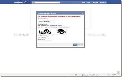 Delete Facebook Account  Step-by-Step Instructions 1
