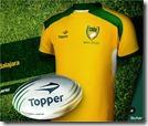 Topper Brasil Mundo Rugby