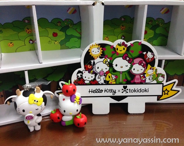 Shell Hello Kitty x Tokidoki