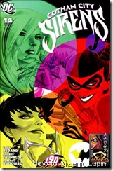 P00014 - Gotham City Sirens #14