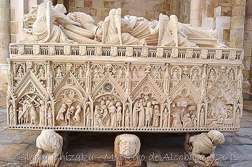 Glória Ishizaka - Mosteiro de Alcobaça - 2012 -83 - D. Ines