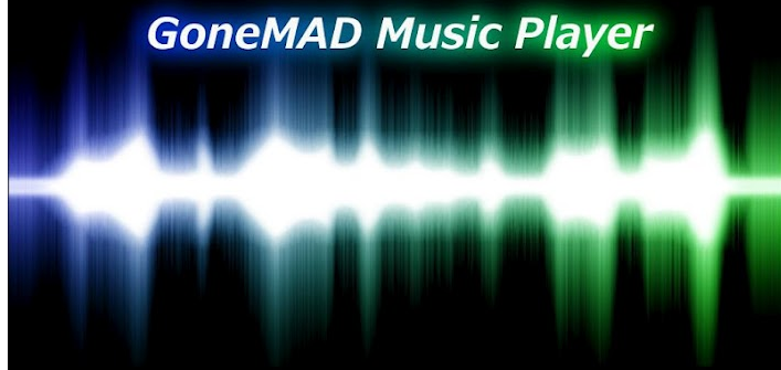 GoneMAD Music Player (Trial) 1.3.7 apk