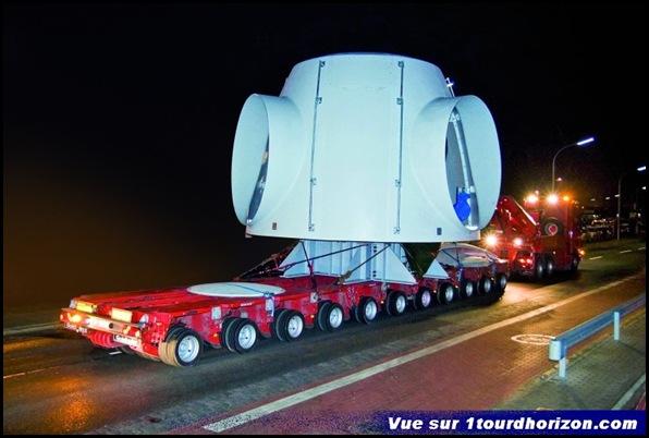 Transports exceptionnels - Convoi exceptionnel